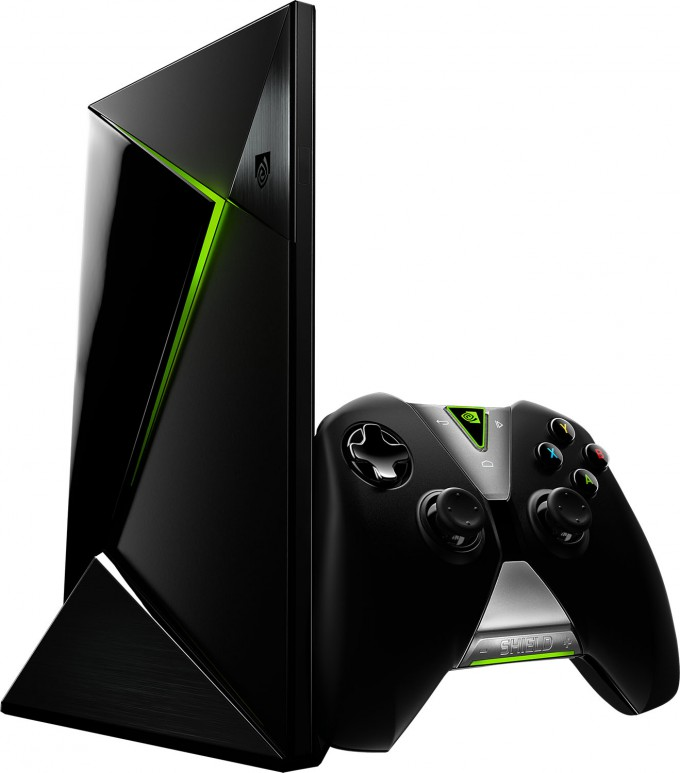 NVIDIA Intros SHIELD Game Console, Makes GRID Cloud Service Official