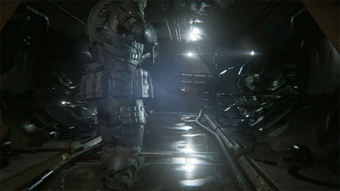 NVIDIA SHIELD - Unreal Engine 4 The Infiltrator Demo 01