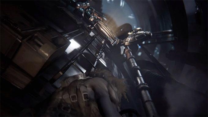 NVIDIA SHIELD - Unreal Engine 4 The Infiltrator Demo 03