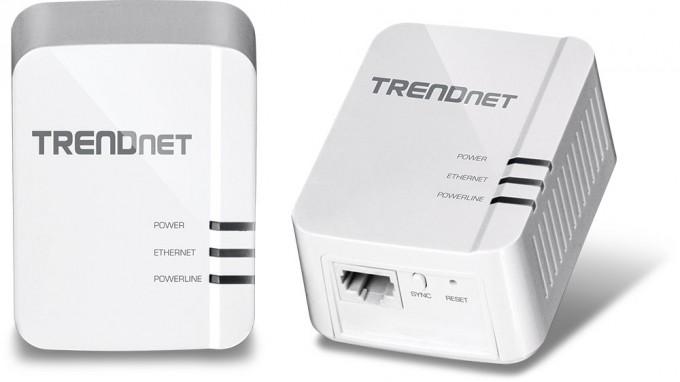 TRENDnet TPL-420E2K Powerline Ethernet Kit