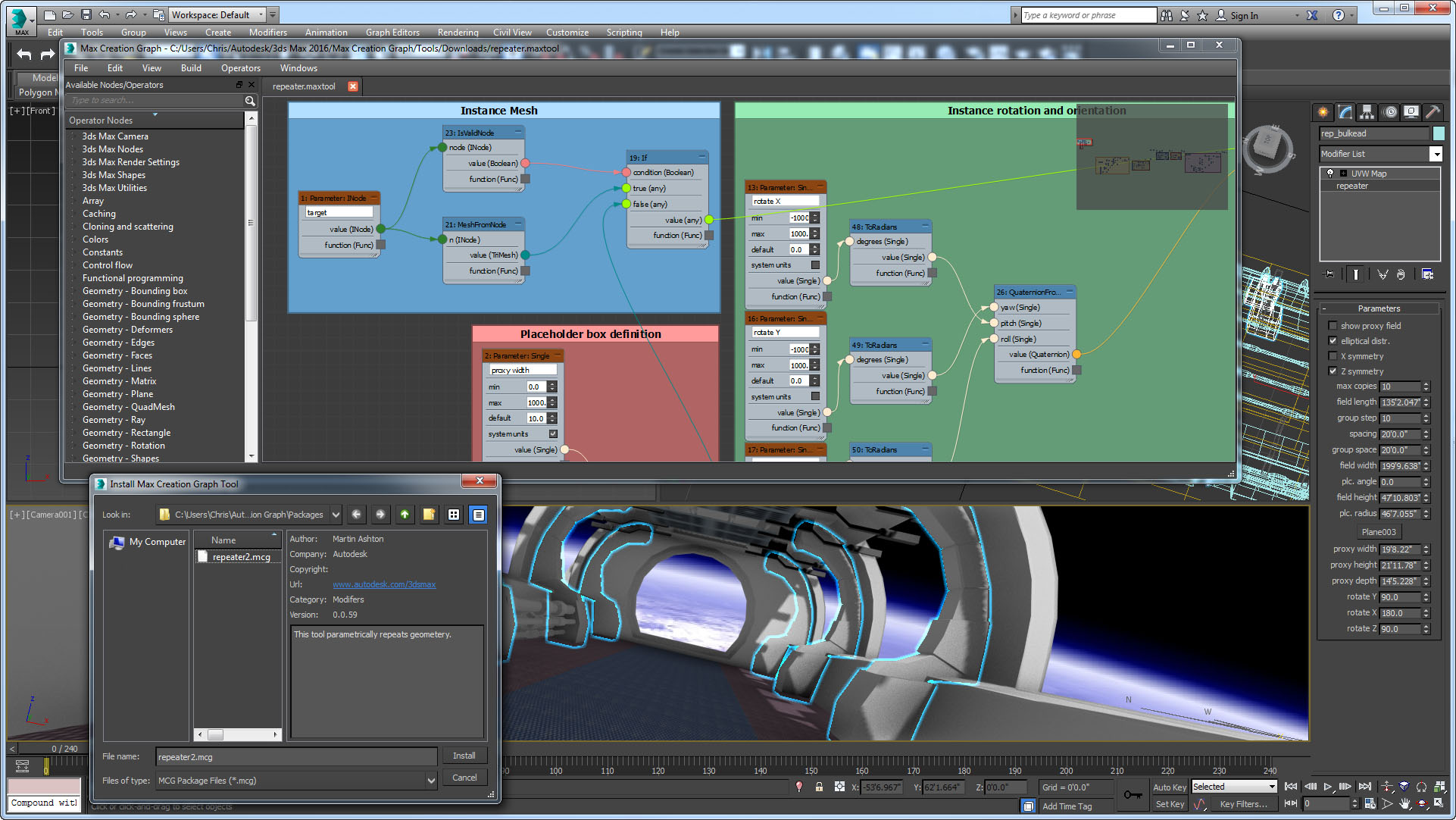 3D Games: Real-Time Rendering and Software Technology 3d photo rendering software