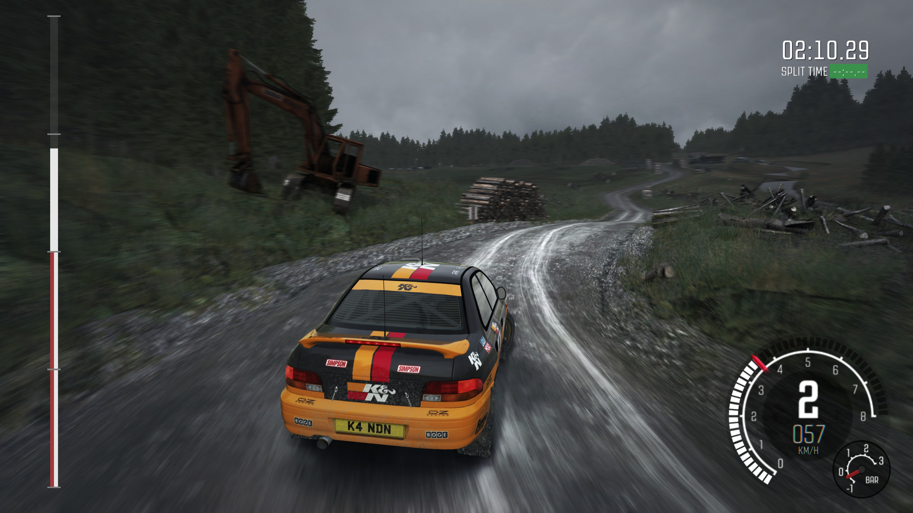 dirt rally hits steam as early access title and it looks awesome techgage. Black Bedroom Furniture Sets. Home Design Ideas
