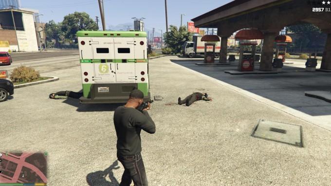 Grand Theft Auto V - 10
