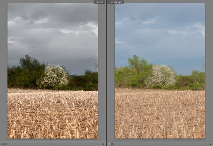 Adobe Photoshop Lightroom CC / 6 - HDR Tone Mapping