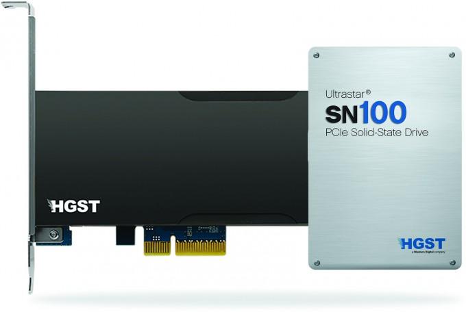 HGST Ultrastar SN100 PCIe SSD