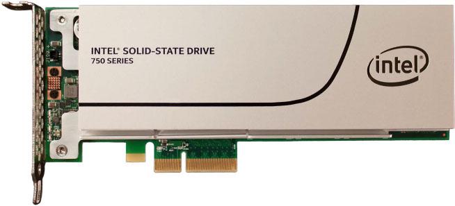 Intel 750 PCIe SSD