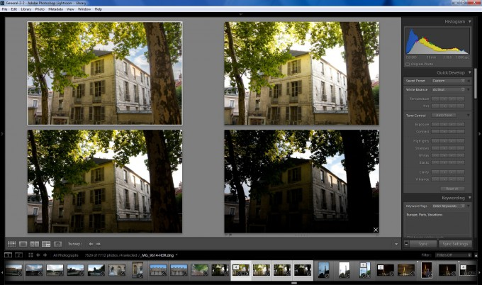 A Look At Adobe Photoshop Lightroom CC
