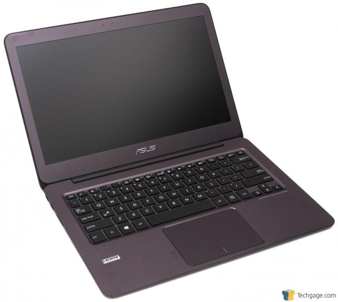 ASUS ZenBook UX305 Ultrabook - Overview