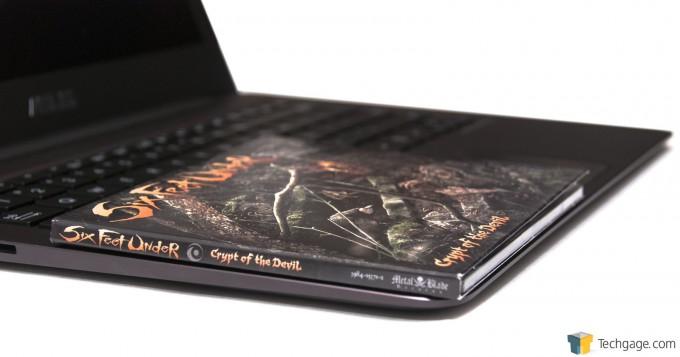ASUS ZenBook UX305 Ultrabook - Thinness