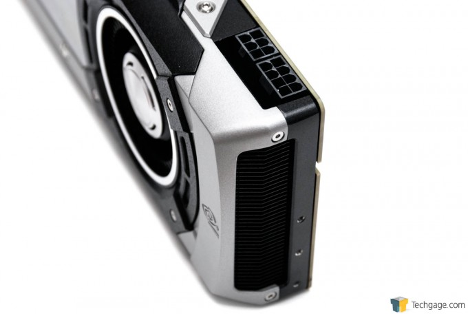NVIDIA GeForce GTX 980 Ti - Power Connectors