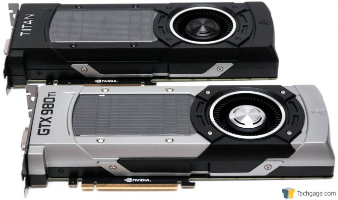NVIDIA GeForce GTX 980 Ti - With GeForce TITAN X