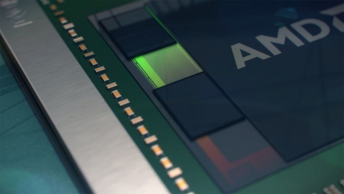 AMD High Bandwidth Memory Chips