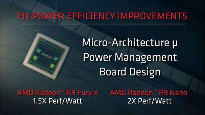 AMD Radeon Fiji Performance