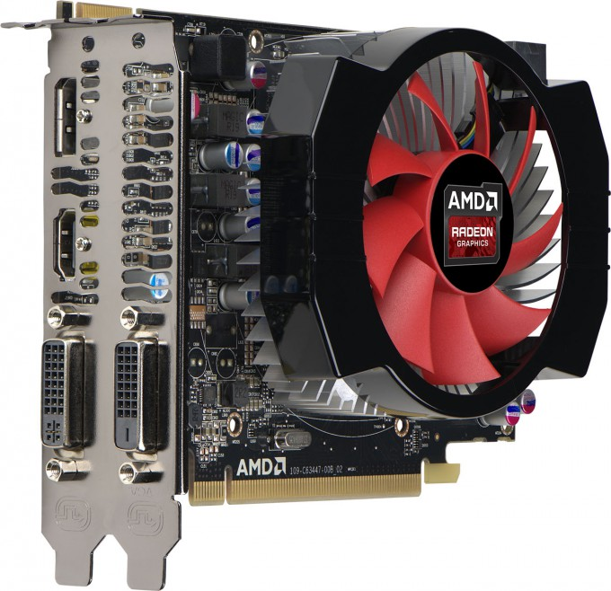 AMD Radeon R7 370 Graphics Card