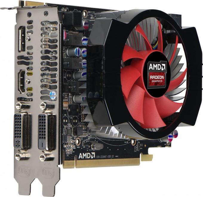 AMD Radeon R7 370 Graphics Card