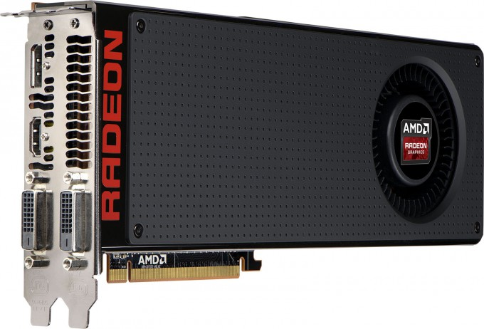 AMD Radeon R9 390 Graphics Card