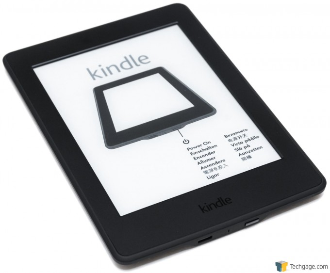 Amazon Kindle Paperwhite 2015 Review Techgage