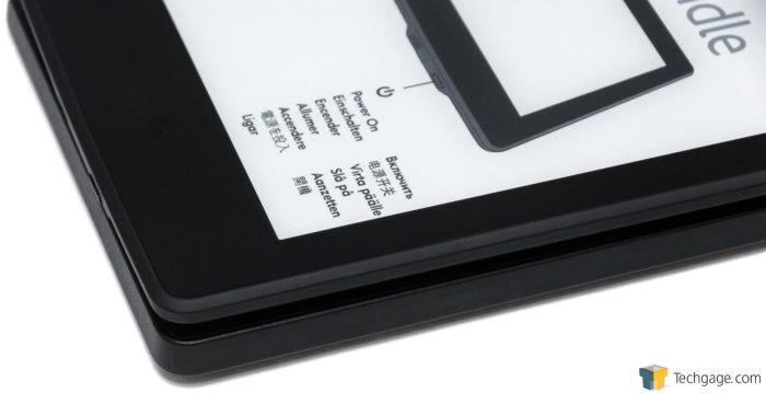 Amazon Kindle Paperwhite (2015) Review – Techgage