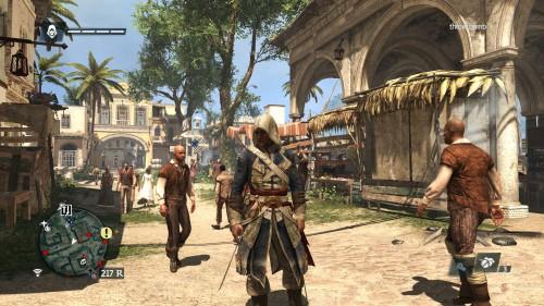 Assassin's Creed IV Black Flag - Best Playable (4K) - EVGA GeForce GTX 980 Ti Superclocked+