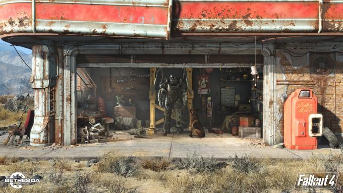 Fallout 4 - Garage
