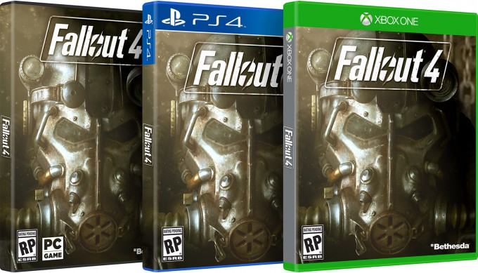 Fallout 4 - Packaging