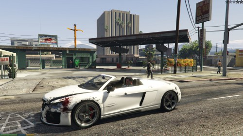 Grand Theft Auto V - Best Playable (4K) - EVGA GeForce GTX 980 Ti Superclocked+