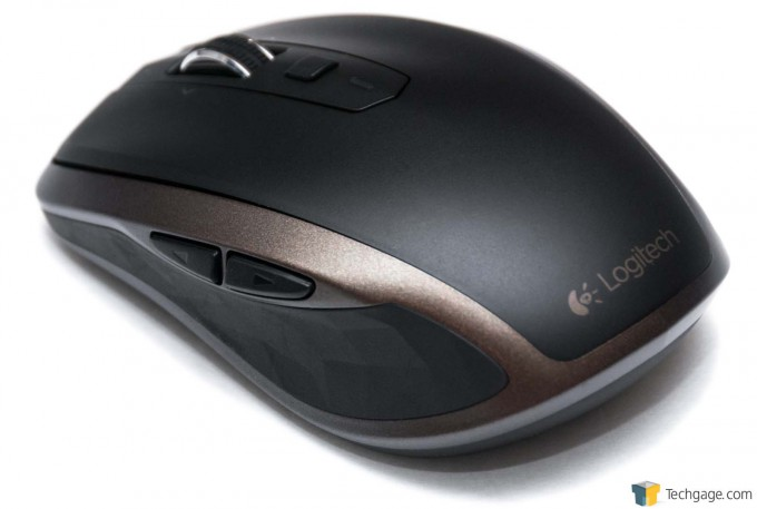 Logitech MX Anywhere 2 Wireless Mobile Mouse Review – Techgage