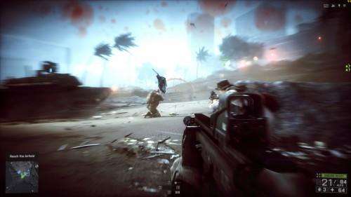 NVIDIA GeForce GTX 980 Ti Best Playable (4K) - Battlefield 4