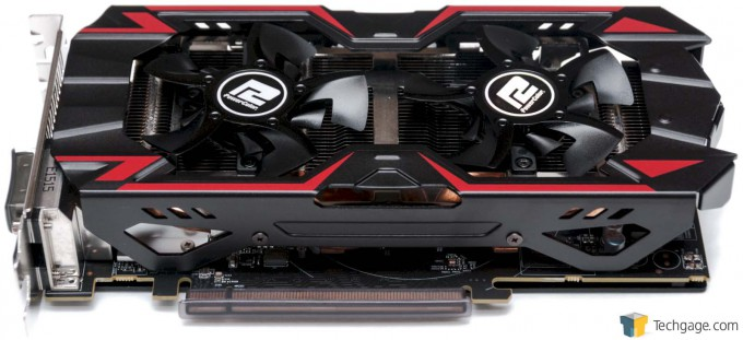 PowerColor Radeon R9 380 PCS+ - Overview