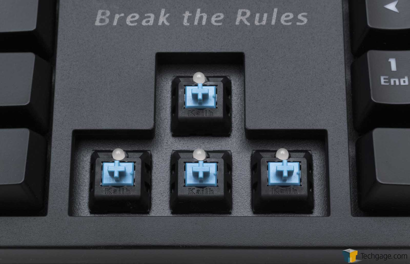 Tesoro Excalibur Illuminated Mechanical Gaming Keyboard Review