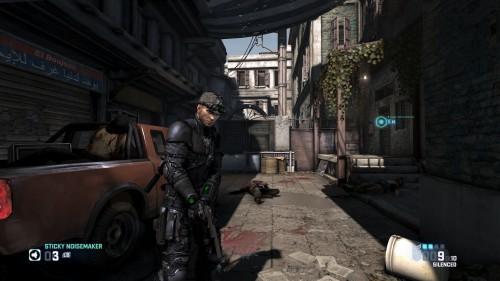 Tom Clancy's Splinter Cell Blacklist - Best Playable (4K) - EVGA GeForce GTX 980 Ti Superclocked+