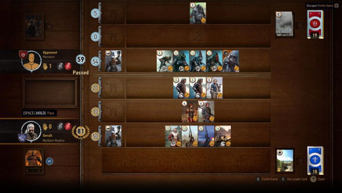 Witcher 3 Wild Hunt - A Crushing Victory in Gwent_11