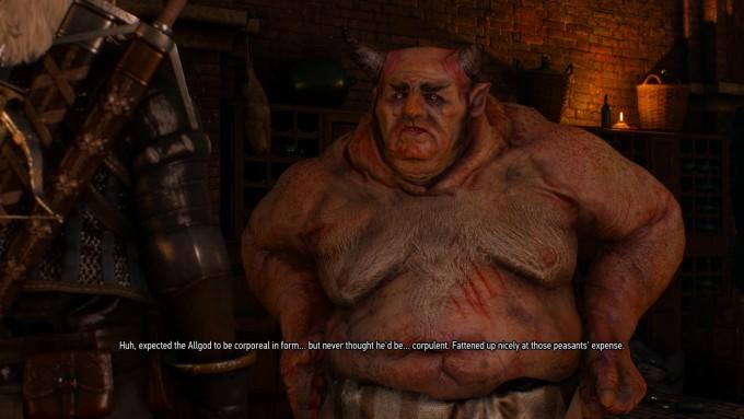 Witcher 3 Wild Hunt - Corpulent Deity_10