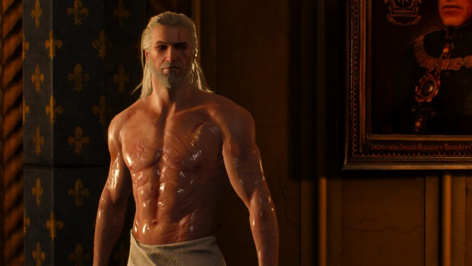 Witcher 3 Wild Hunt - Need a Cold Shower_02