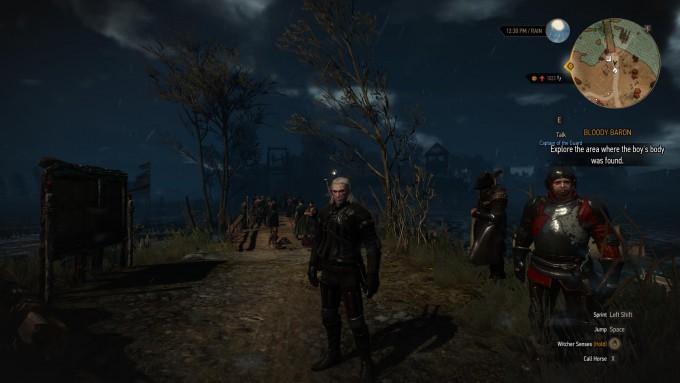Witcher 3 Wild Hunt - Rain Sodden Refuges_05