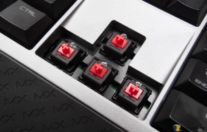 14 - CHERRY MX Board  6.0 - The MX Red Switches