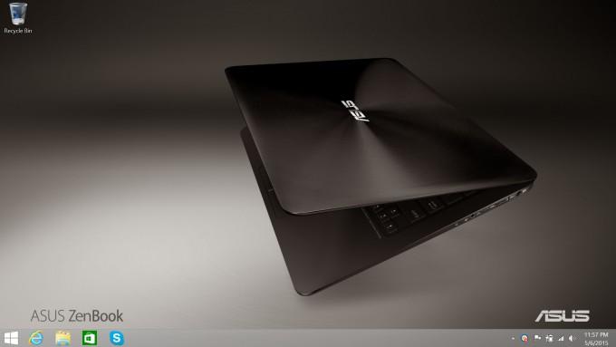ASUS ZenBook UX305 Ultrabook - Default Desktop