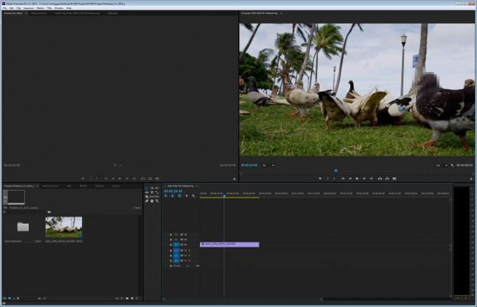 Adobe Premiere Pro 2015