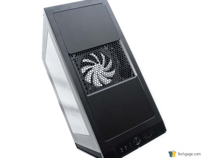 Fractal Design Define S Chassis - Exterior Top with Fan