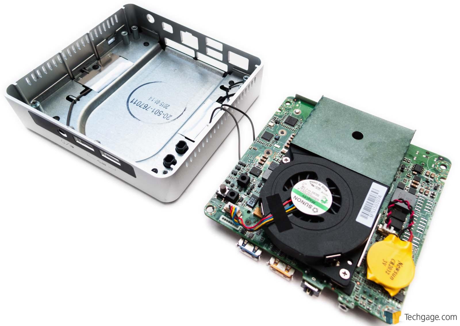 Small & Mighty – Intel NUC5i5RYK Mini PC Review – Techgage
