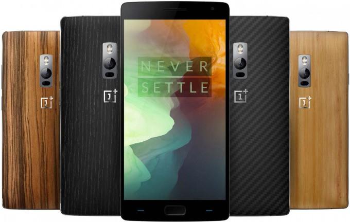 OnePlus 2 Smartphone Group Shot