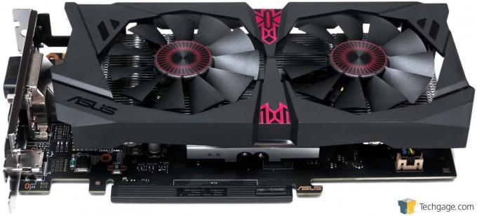 ASUS GeForce GTX 950 STRIX - Overview