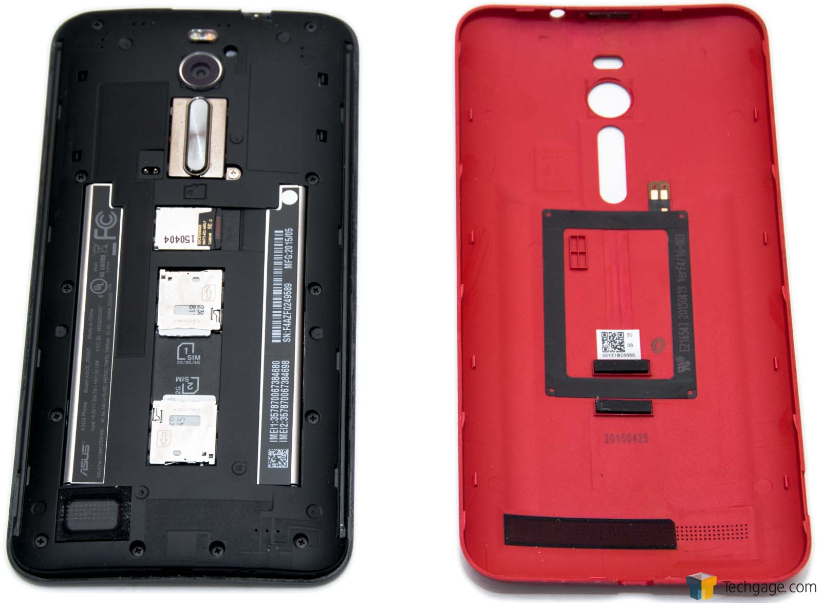 Asus Zenfone 2 Smartphone Review The Budget Android Wonder Techgage Alumunium Bumper Case 55