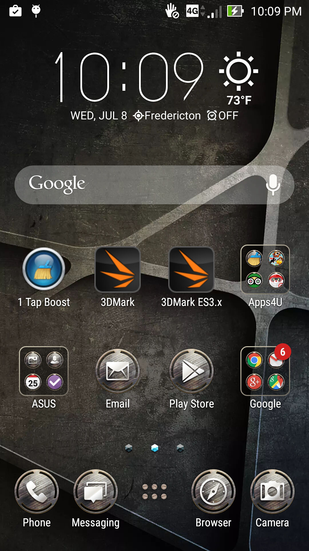 ASUS ZenFone 2 – Dark Alternative Theme – Techgage