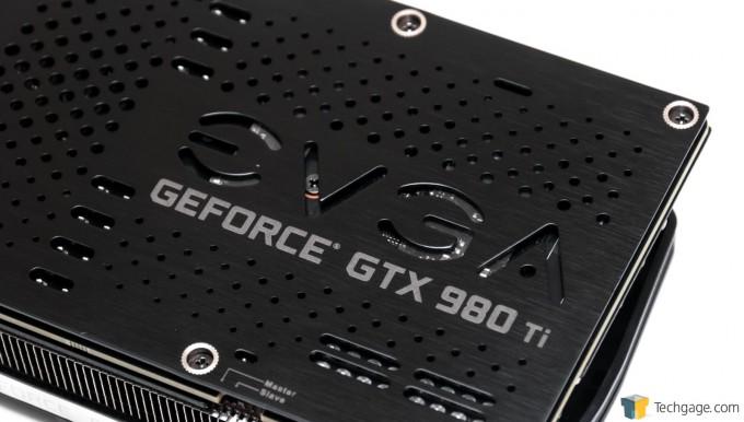 EVGA GeForce GTX 980 Ti FTW - Glamor Shot
