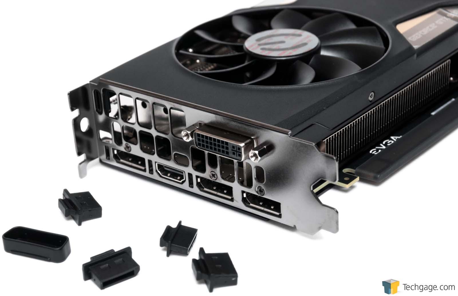 Evga Geforce Gtx 980 Ti Ftw Video Connectors Techgage