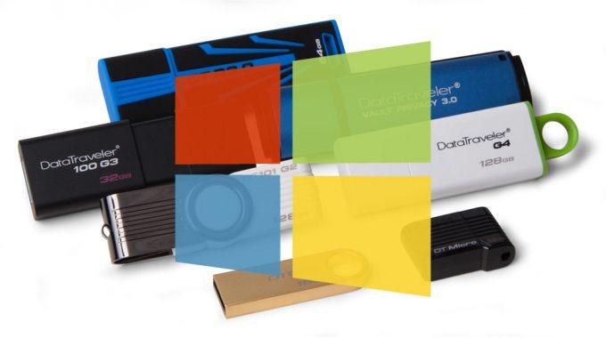 Creating Bootable Windows XP, 7, 8 & 10 USB Flash Drive