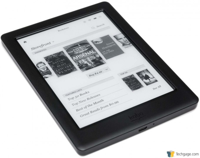 Kobo Glo HD - Overview