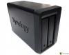 Synology DS715 NAS - Left Side Press Shot