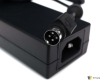 Synology DS715 NAS - Power Adapter Cable Close-Up